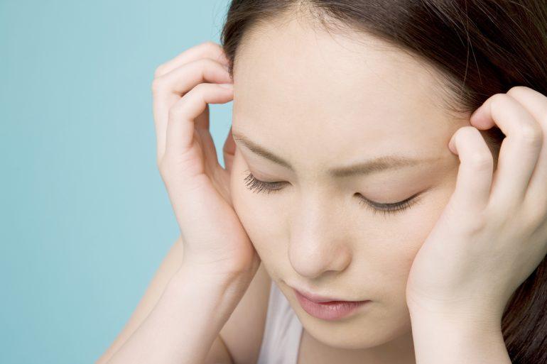 口内外への影響(顎関節、身体の不調)